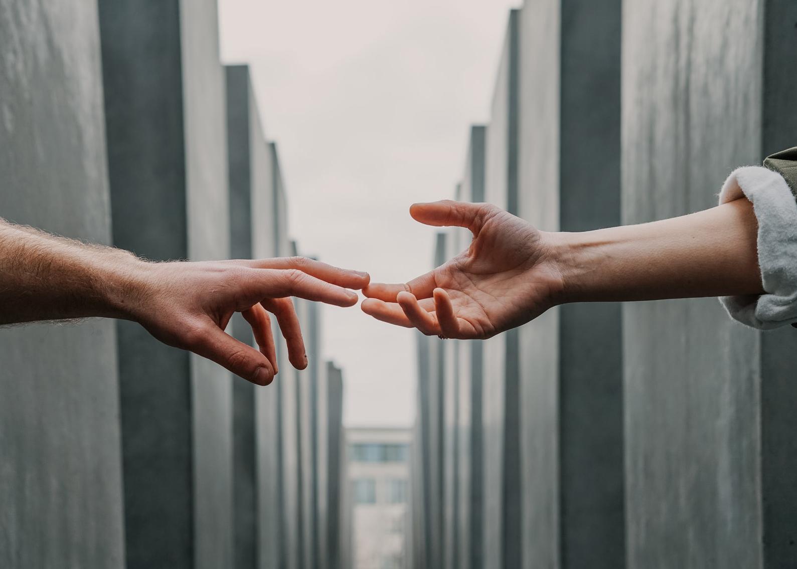 Die Bereitschaft authentisch mit allem da zu sein, was sich in der Verbindung oder in einem Konflikt zwischen zwei oder mehreren Parteien zeigt. Das Prinzip fordert uns auf, genau zu schauen ob wir uns ganz in die Verbindung einbringen oder ob wir uns gewohnheitsmässig einem bestimmten Gefühl, einer Verhaltensweise oder einer Rückmeldung entziehen.